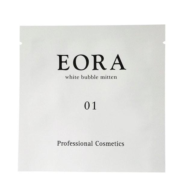 EORA ホワイトバブルミトン 1