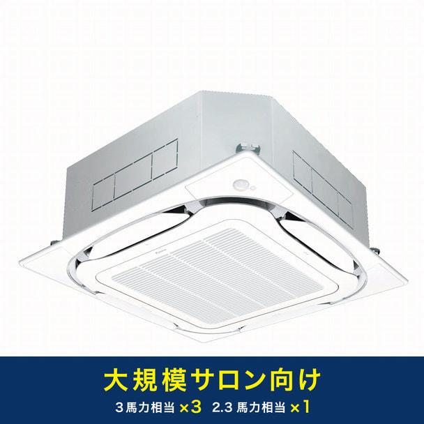ダイキン 業務用エアコン(大規模サロン向けパッケージ2) 1