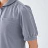 ポロシャツ ESP781(LL)(グレーチェック) 3