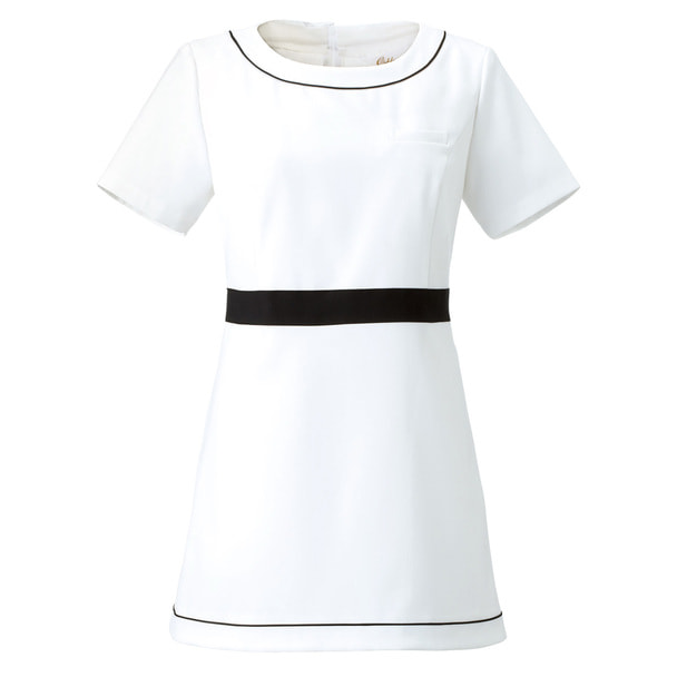 チュニックCL-0183(9号)(ホワイト) 1