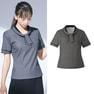 ポロシャツ ESP556(LL)(ブラック) 2