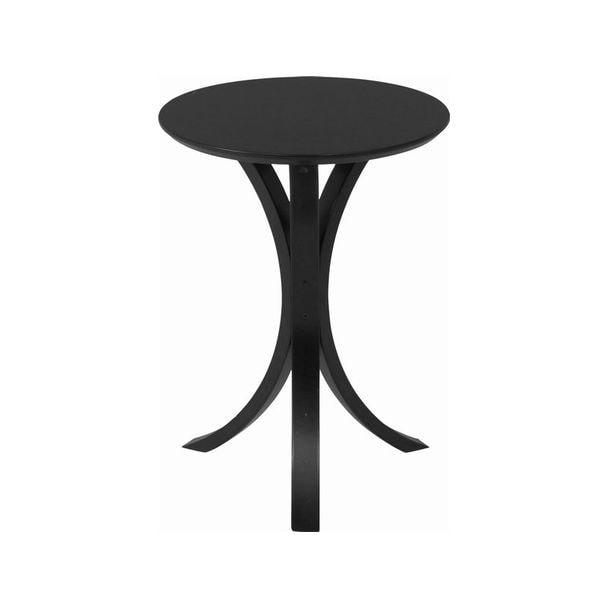 サイドテーブル(BK)(95993) 1