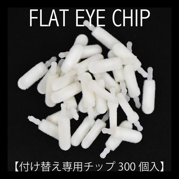 【VENUS PLATINUM】フラットアイチップ(付替え専用チップ300個入り) 1