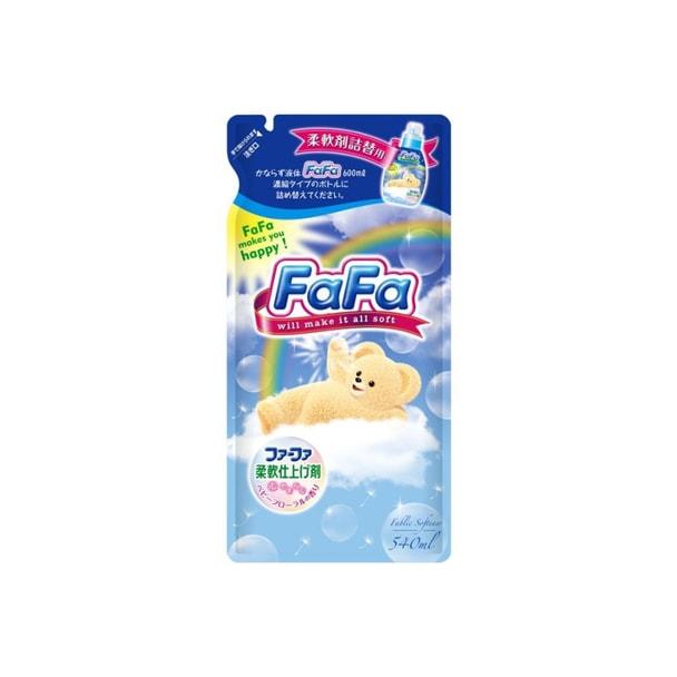 ファーファ濃縮柔軟剤(ベビーフローラルの香り) 詰替 540ml