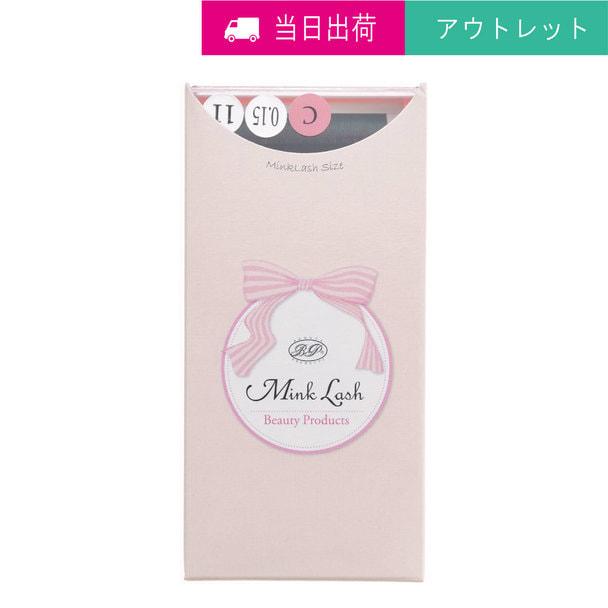 ピュアミンク【12列】Jカール10mm×0.20mm 1