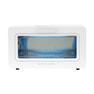 殺菌灯紫外線消毒器 ARCUS ホワイト(PHILIPS製UVライト採用/デジタルタイマー付) 3