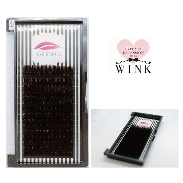 【WINK】ミンク[Jカール 太さ0.12 長さ12mm]