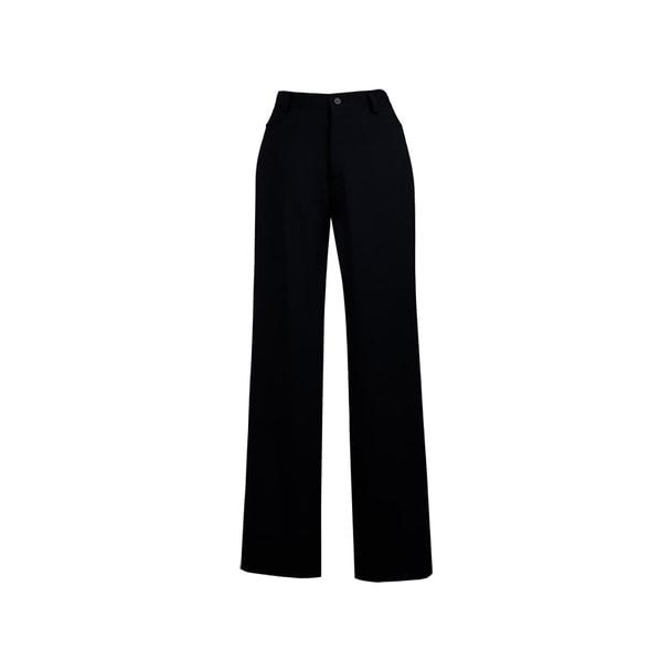 ストレッチパンツE-3104(M)(ブラック) 1