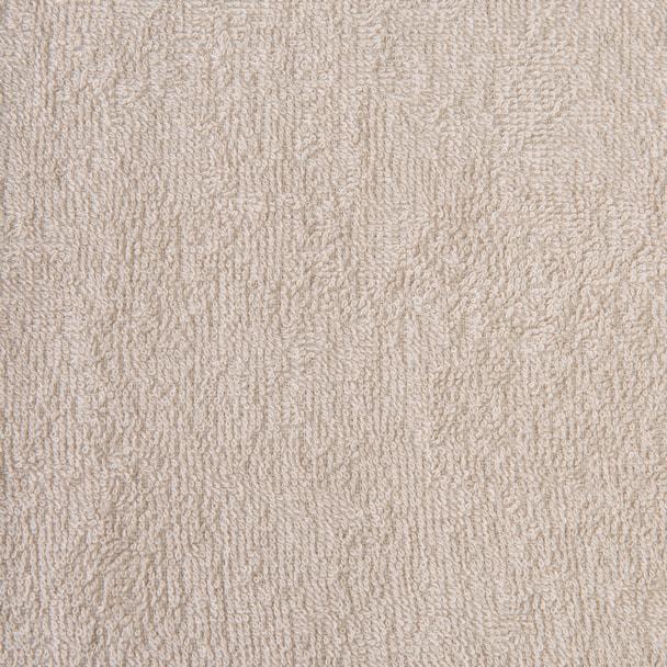 高級パイル地特大タオルシーツ 110×220cm(ベージュ) 1