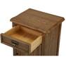 【シャビーシック】アンティーク木製サイドチェスト アンティークブラウン 5