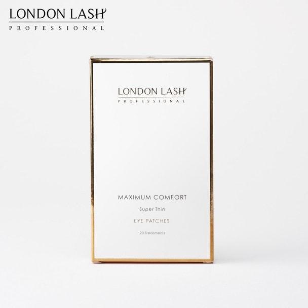 【LONDON LASH】マキシムコンフォートエキストラアイパッチ 20組 1