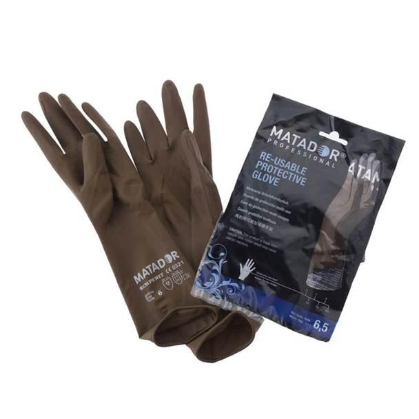 マタドール ゴム手袋#7.0 1