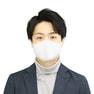 接触冷感マスク 5枚セット(薄手/大きめタイプ)【ホワイト】 3