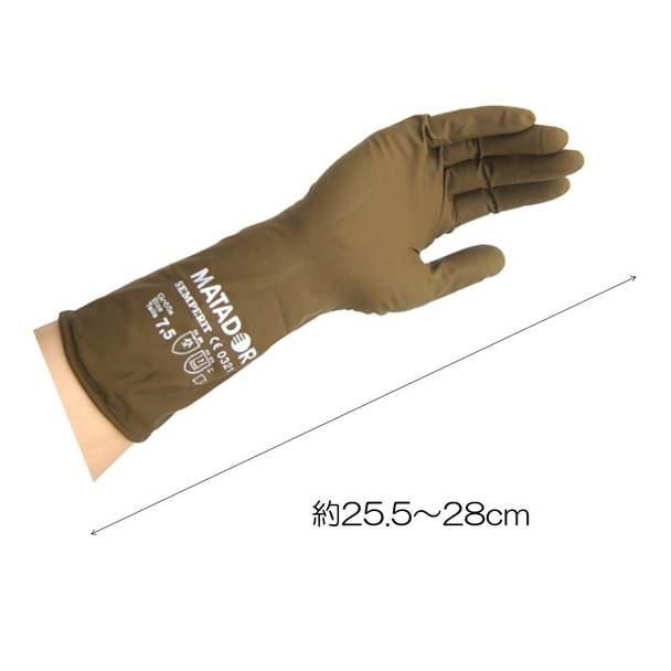 マタドール ゴム手袋#6.5 1
