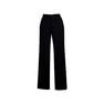 ストレッチパンツE-3104(L)(ブラック) 1