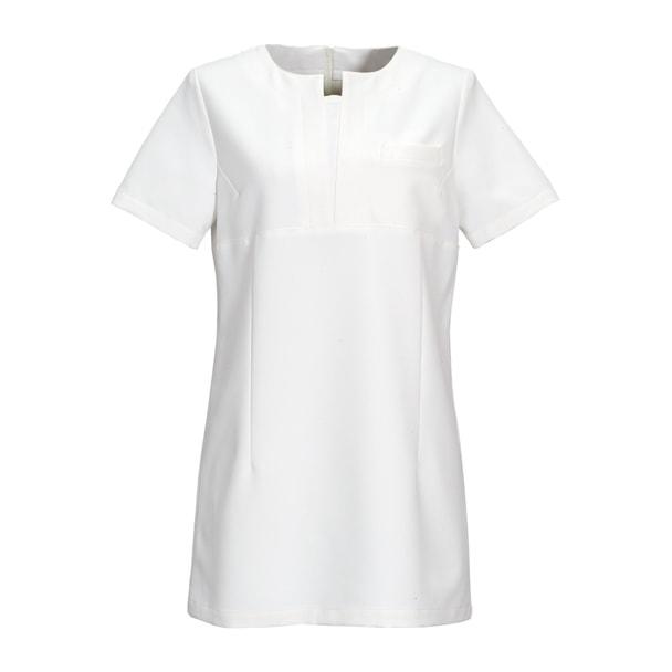 チュニックE-3115(L)(オフホワイト) 1