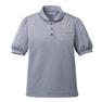 ポロシャツ ESP781(LL)(グレーチェック) 1