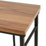 カフェライクテーブル ブラウン 11