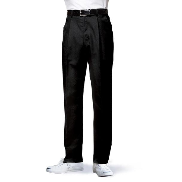 パンツ AS-8095(4L)(ブラック) 1
