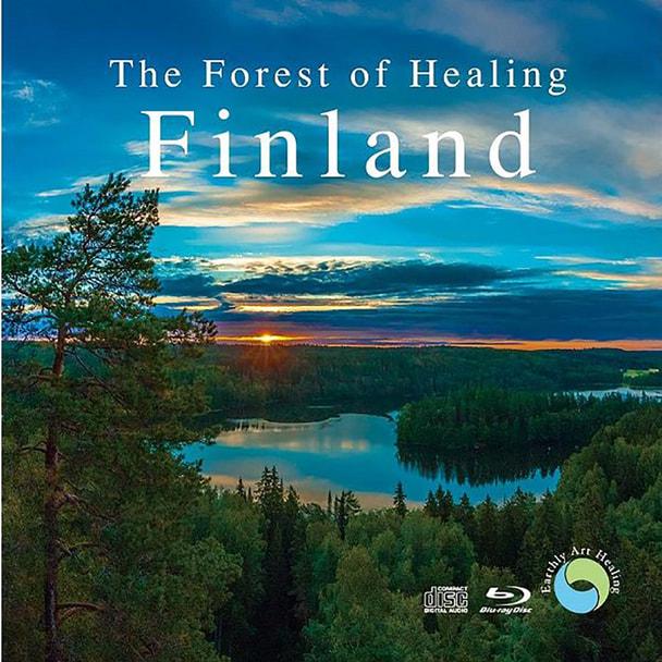 【CD】 癒しの森~フィンランド CD+Blu-ray2枚組み
