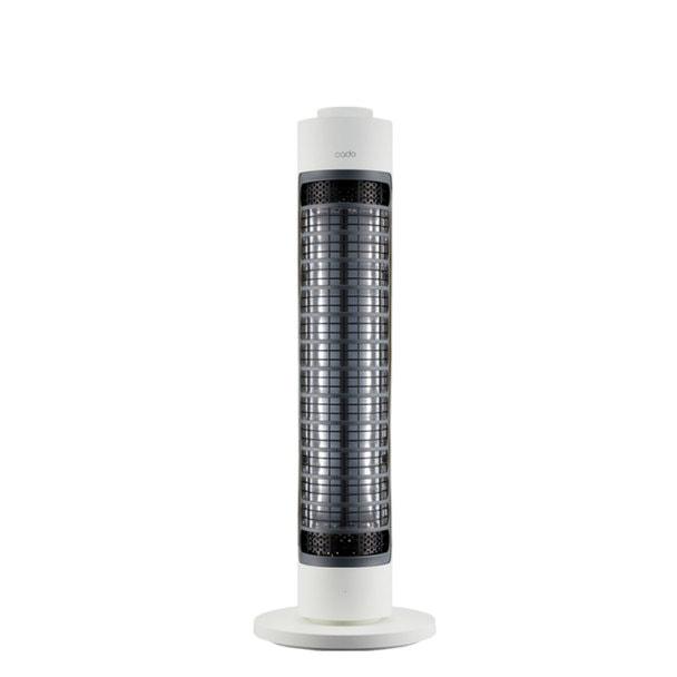 【電気ヒーター】SOL 001 ホワイト 1