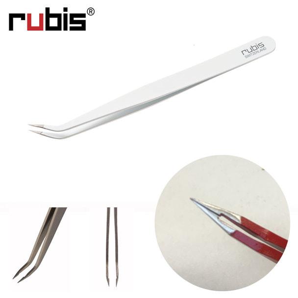 【rubis】アイラッシュボリュームツイーザー ホワイト