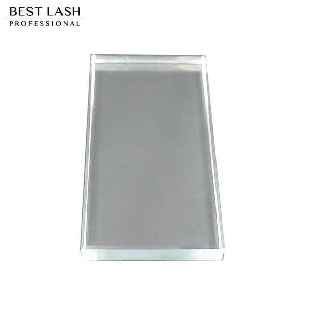 【BEST LASH】ラッシュプレート フラットタイプ(ラインあり マグネット付き)