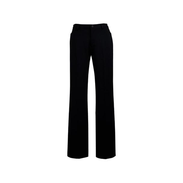 ストレッチパンツE-3042(LL)(ブラック) 1