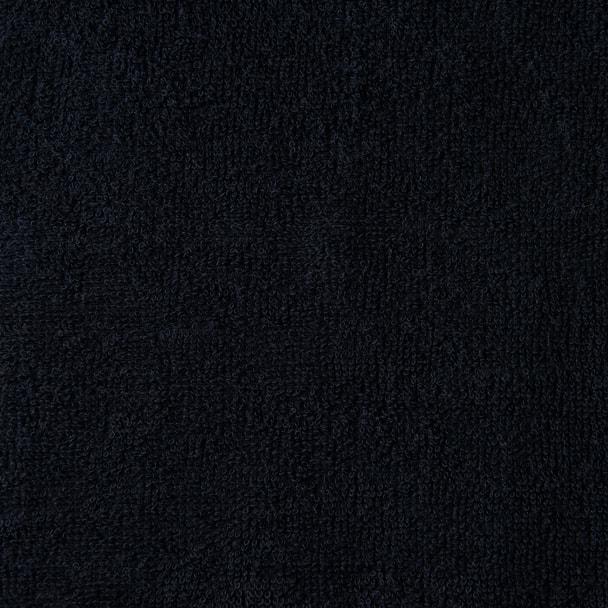 高級パイル地バスタオル(M)70×140cm(ブラック) 1