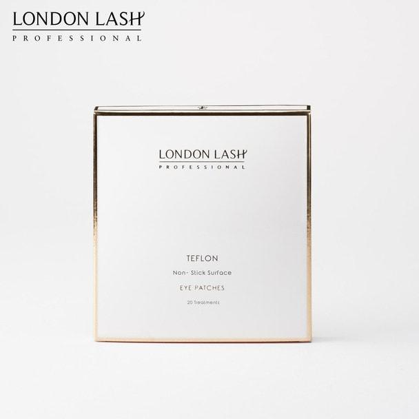 【LONDON LASH】テフロンアンダーアイパッチ 20組 1