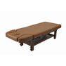 【FORTE】アームレスト可動式高級木製リクライニングベッド「フォルテ」 4