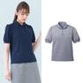 ポロシャツ ESP781(LL)(グレーチェック) 2