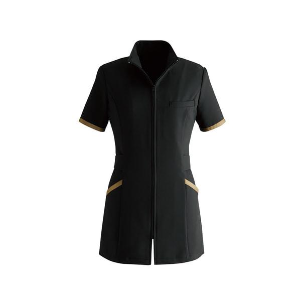 ジャケットE-3125(S)(ブラック) 1