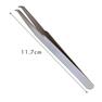 【松風】<ボリュームラッシュ用・新形状>日本製ステンレスツイーザー 117x4mm 2