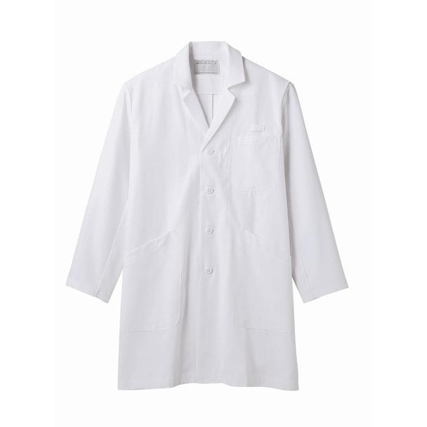 TTドクターコート(メンズ・長袖)71-681(3L)(白) 1