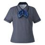 ポロシャツ ESP557(M)(ネイビー) 1