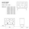 ALICE CHEST 8drawer(233864) 8